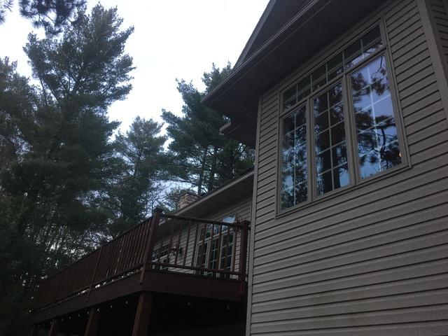 LeafGuard Gutters installed in Waupaca