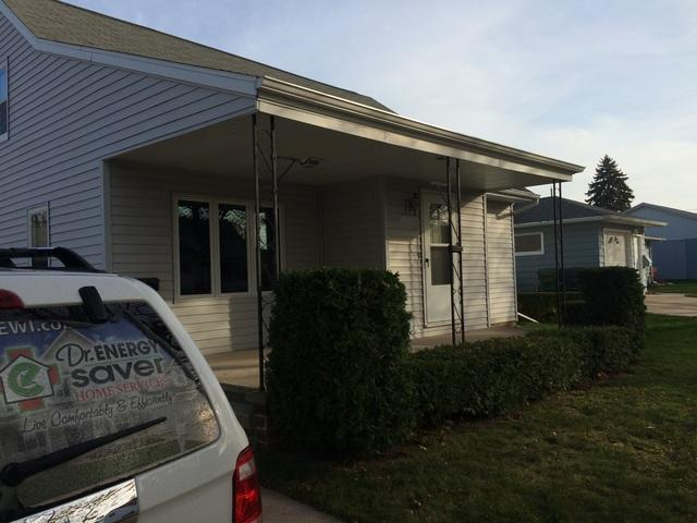 LeafGuard Gutters Installed in Kimberly