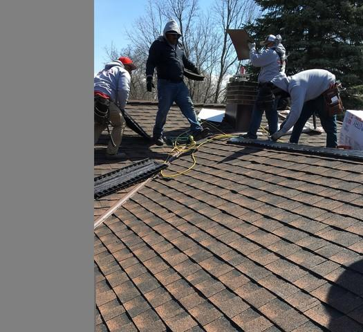 Replace Older Roof with GAF Timberline HD in Appleton