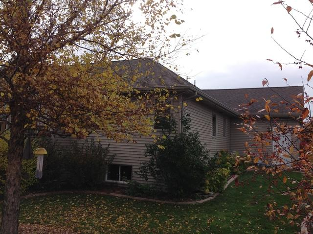 LeafGuard Gutters Installed in Neenah, WI