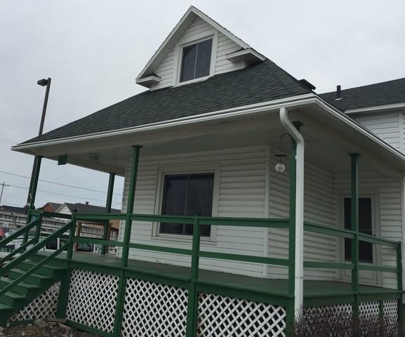LeafGuard Gutters Installed in Marinette