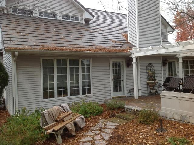 LeafGuard Gutter Installation in Green Bay