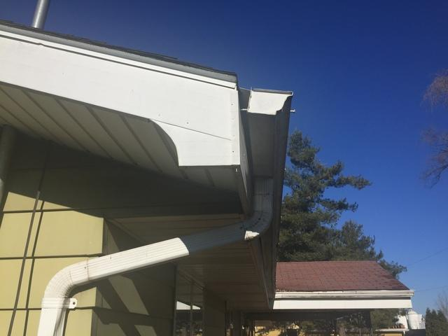 LeafGuard Gutters Installed in Fremont