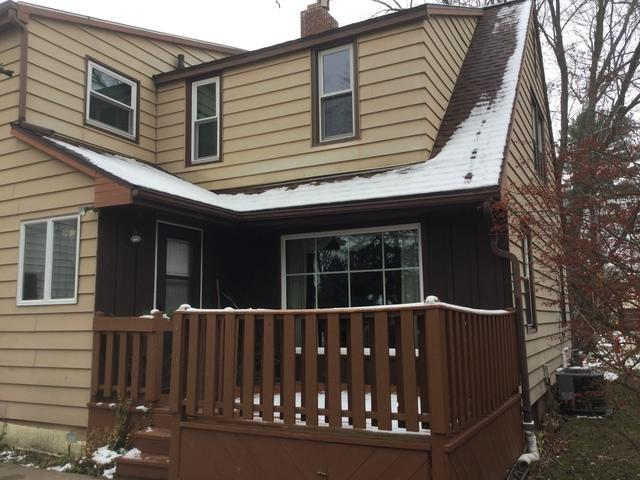 LeafGuard Gutters installed in Clintonville
