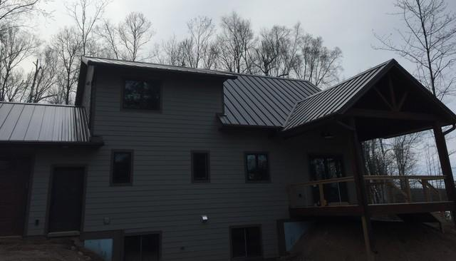 New Construction Chooses LeafGuard in Townsend