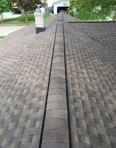 New GAF Timberline Ultra HD Roof on Home in Kaukauna, WI - After Photo