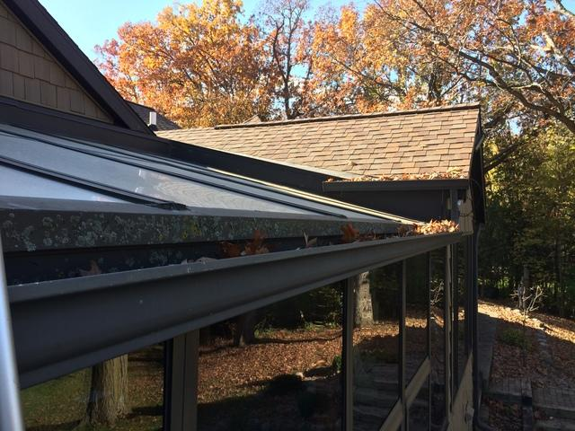LeafGuard Gutters Installed in Reedsville, WI