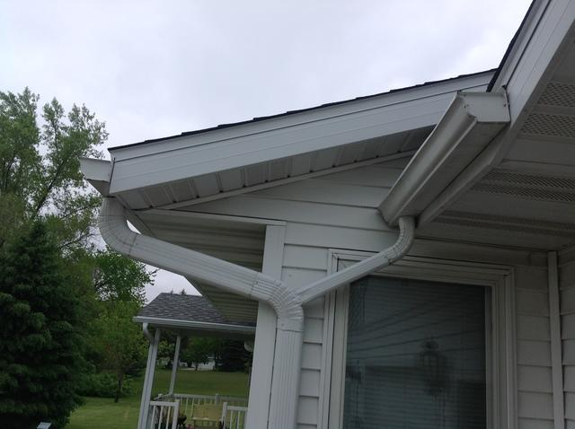 LeafGuard Gutters Installed in Plainfield