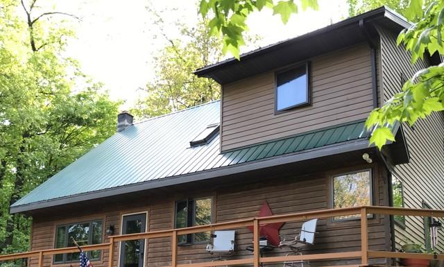 LeafGuard Gutters Installed in Pine River, WI