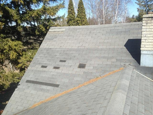 GAF Timberline Roof and LeafGuard Gutters Installed in Black Creek