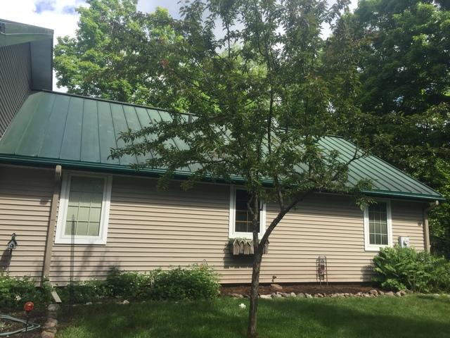 LeafGuard Gutters Installed in Winchester, Wisconsin