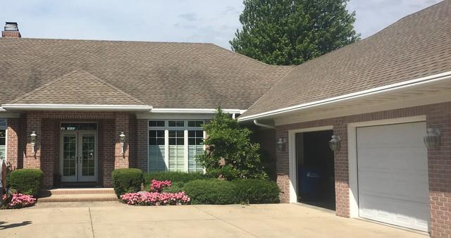 LeafGuard Gutters Installed in Suamico, WI