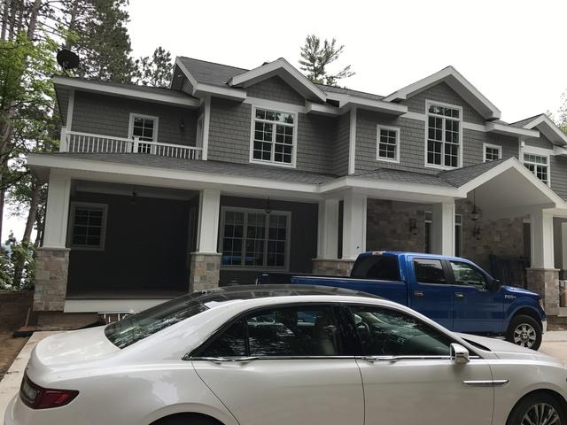 LeafGuard Gutters Installed in Three Lakes, WI