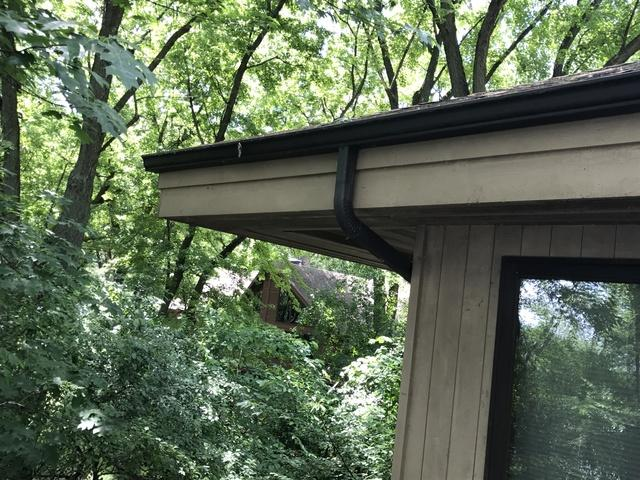 LeafGuard Gutters Installed in Princeton, WI
