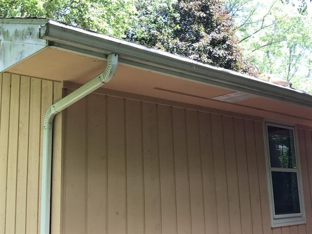 LeafGuard Gutters Installed in Whitelaw, WI