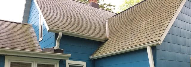 LeafGuard Gutters Installed in Sturgeon Bay, WI