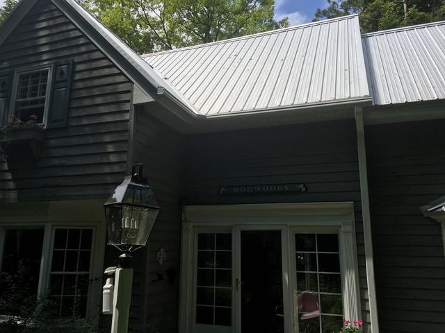 LeafGuard Gutters Installed in Egg Harbor, WI