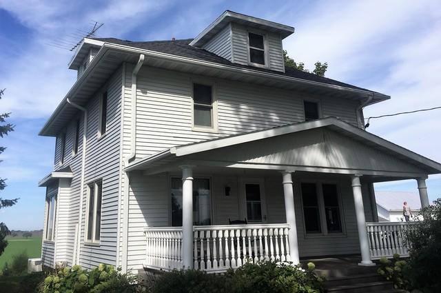 Improve Historic Home in Rosendale with LeafGuard Gutters.