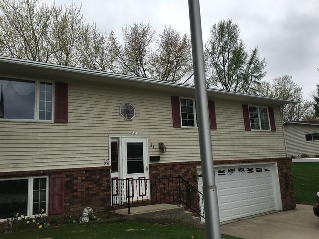 LeafGuard Gutters Installed on a Home in Campbellsport, WI