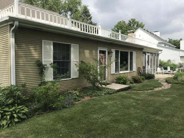 LeafGuard gutters installed on home in Allouez, Wisconsin