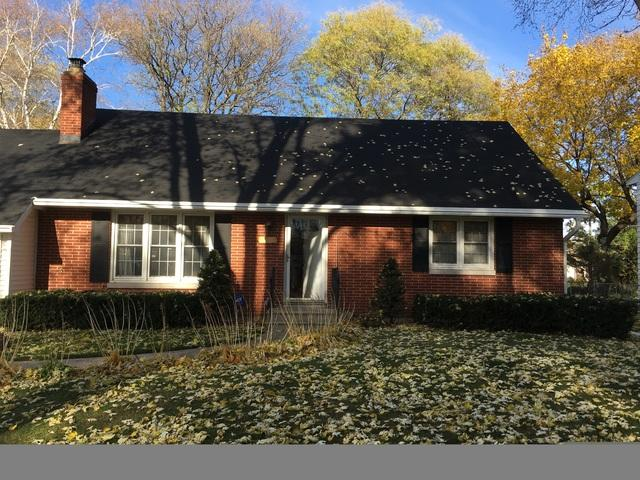 LeafGuard gutters installed on home in Green Bay, Wisconsin