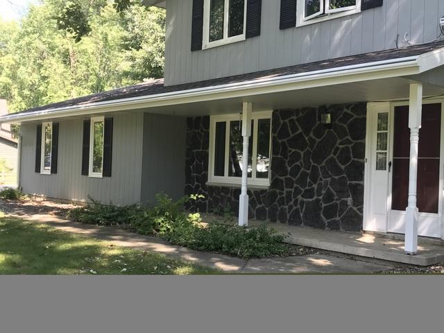 LeafGuard gutters installed on home in Suamico, Wisconsin