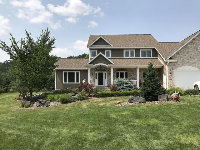 LeafGuard gutters installed on home in Wausau, Wisconsin