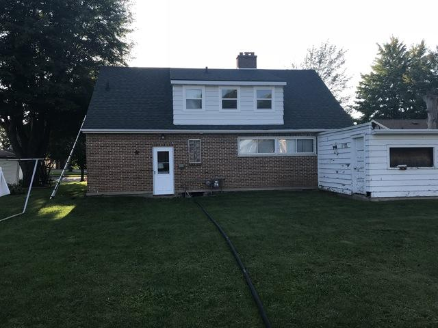 LeafGuard gutters installed on home in Stratford, Wisconsin