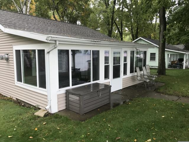 LeafGuard gutters installed on home Luxemburg, Wisconsin