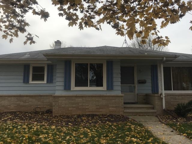 LeafGuard gutters installed on home in Appleton, Wisconsin