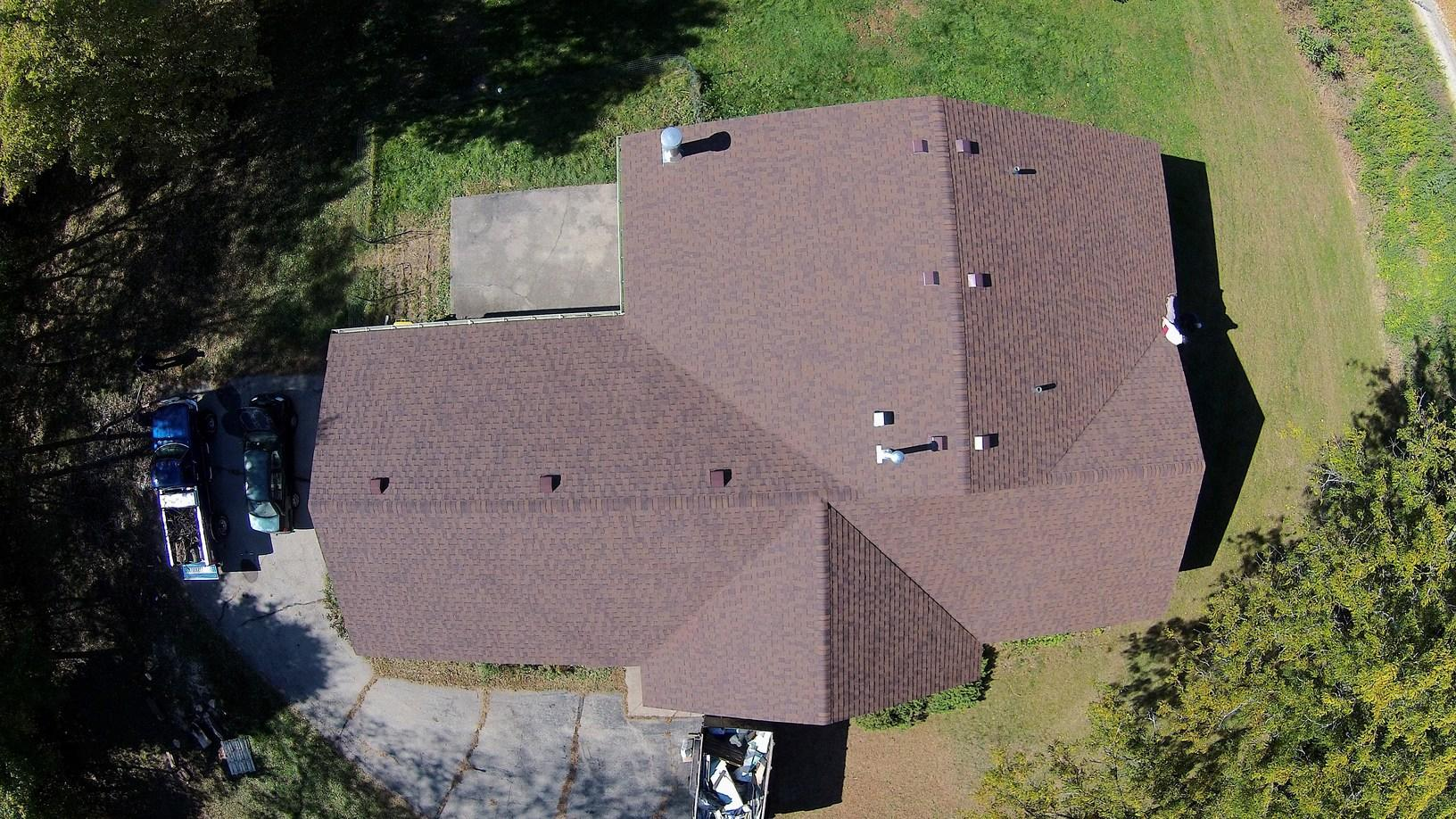 New Roof in Roscoe, IL - After Photo