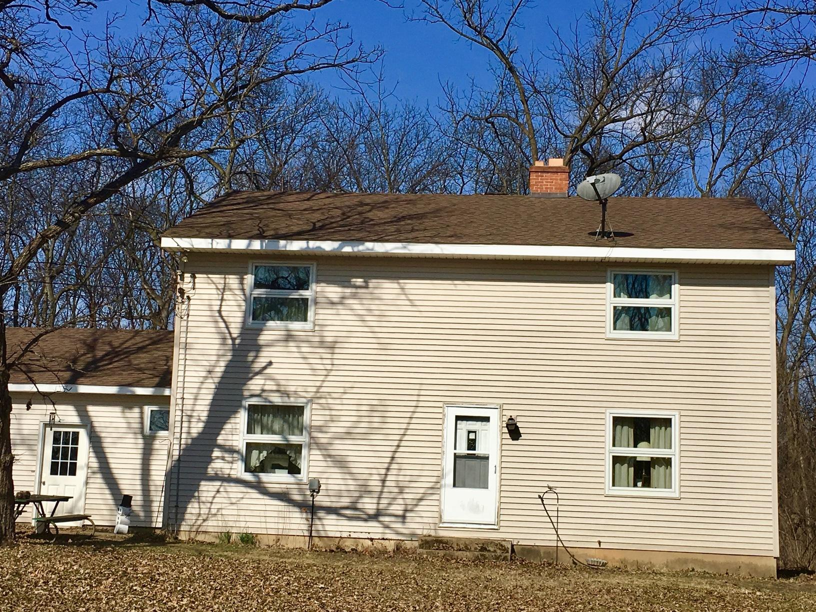 New Roof & Siding in Chana, IL - After Photo