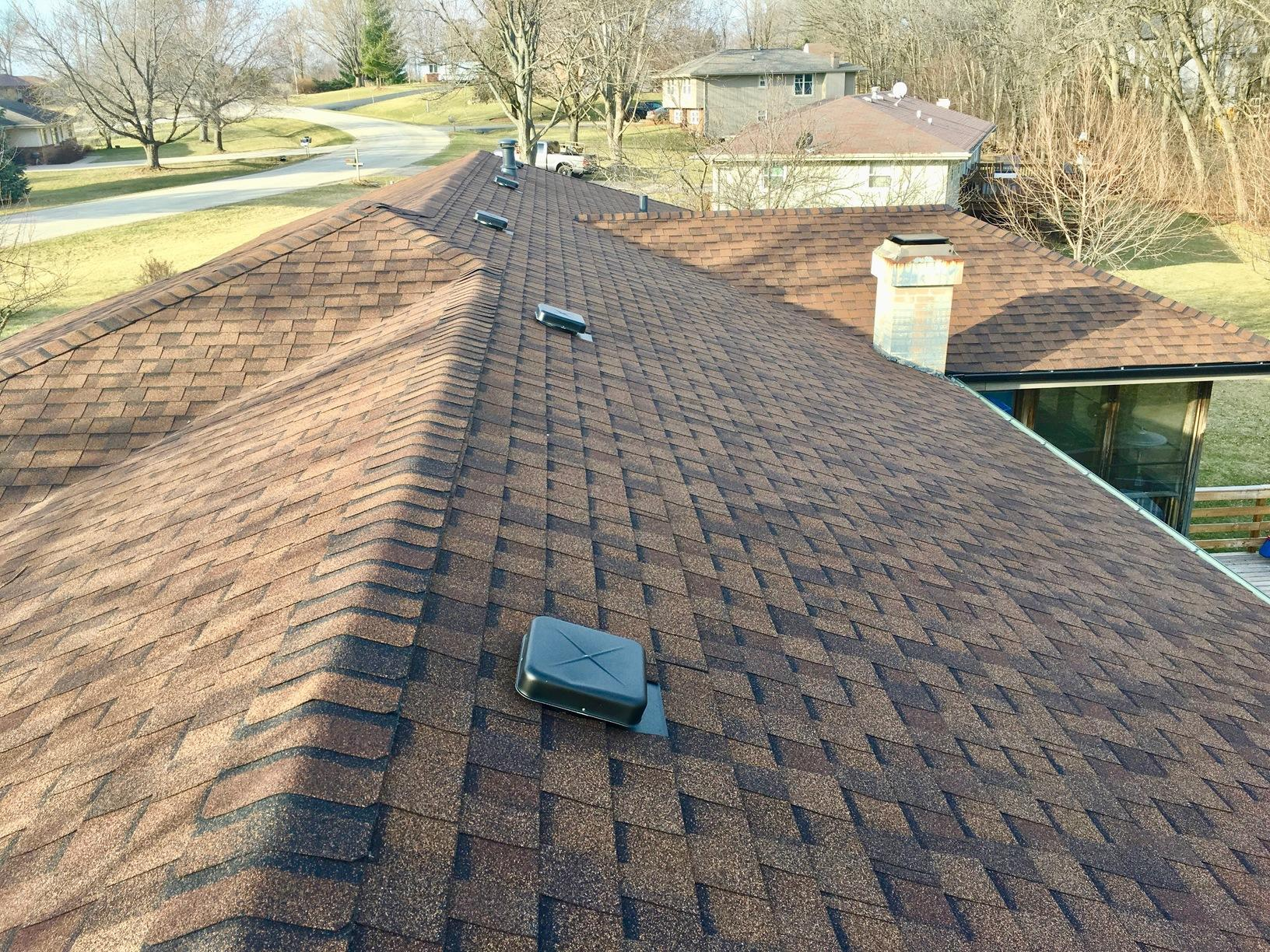 New Roof Installation in Roscoe, IL - After Photo
