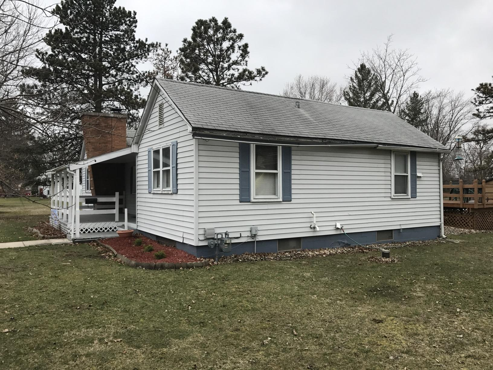 Exterior Solutions in Beloit, WI - Before Photo