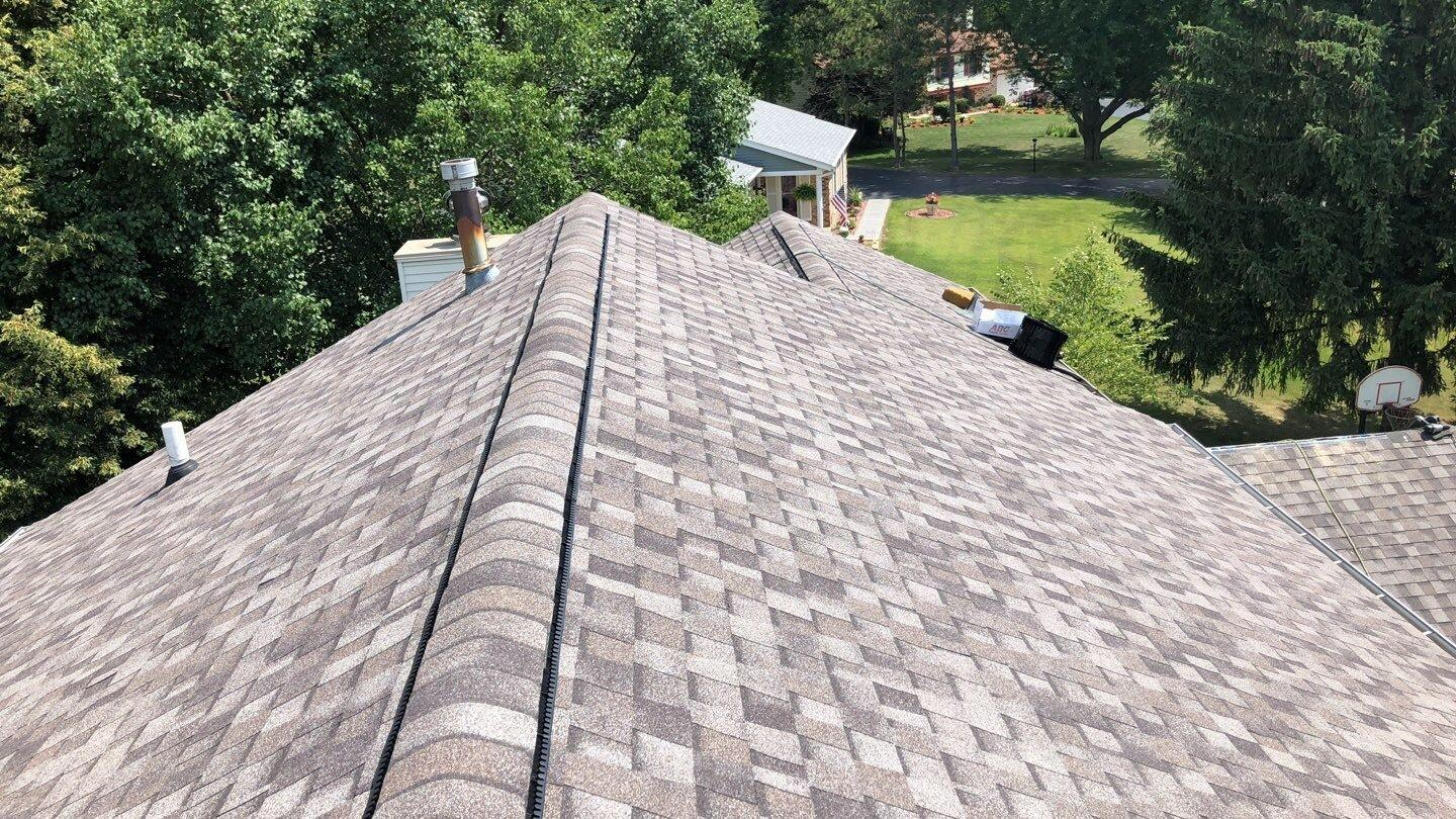 Roof Replacement in Johnsburg, IL - After Photo