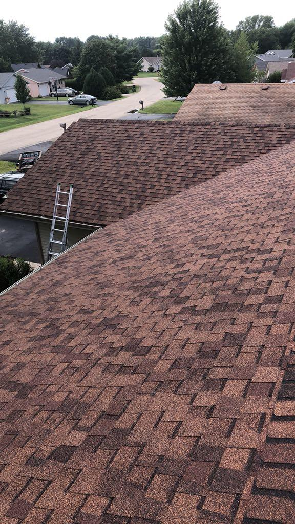Roof Replacement in Machesney Park, IL - After Photo