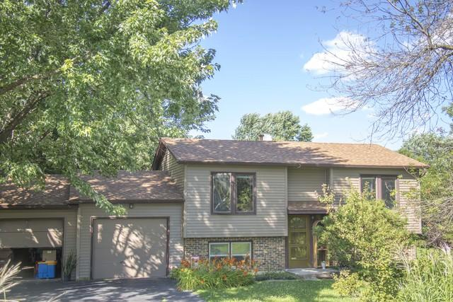 Roofing & Siding on Contemporary Style Home in Rockford