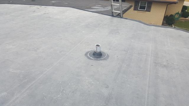 Flat Roof Replacement in Rockford, IL