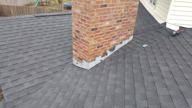 Chimney Flashing Installation in Rockford, IL