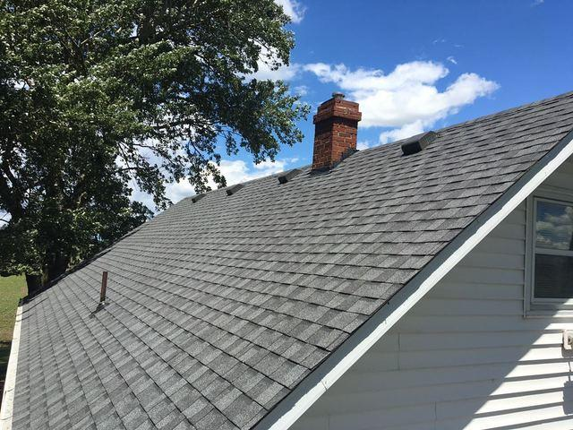 Roof Replacement in Rochelle, IL - After Photo