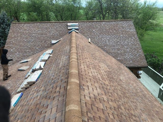 New Roof in Pecatonica, IL