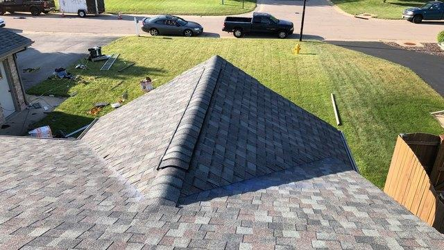 Hail and Raccoon Damaged Roof Replacement in Loves Park, IL