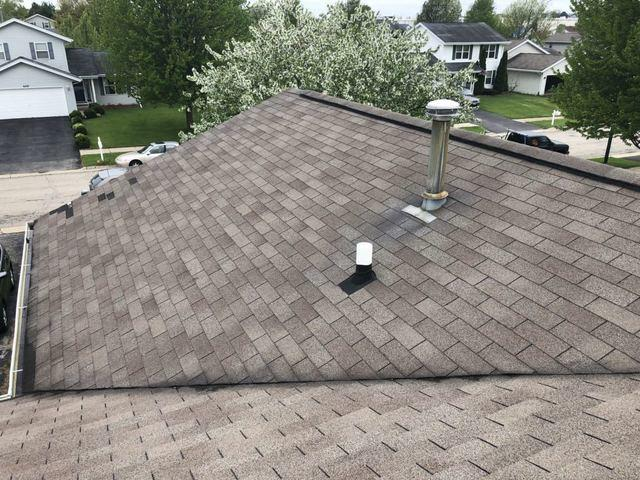 Storm Damage Roof Replacement in Rockford, IL