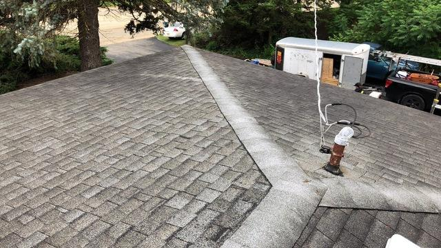 Hail Damage Roof Replacement in Rockford, IL
