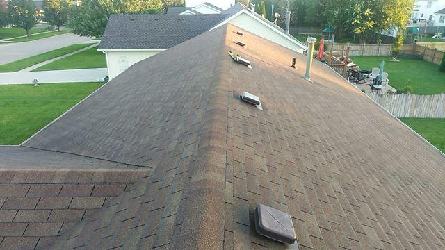 Driftwood Roof Replacement in Winnebago, IL