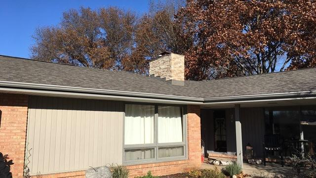 Weathered Wood Roof Replacement in Rockford, IL