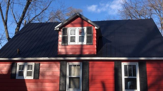 Steel Roof Replacement in Rockford, IL