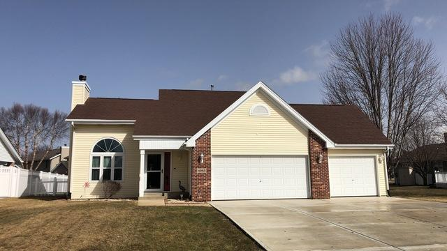 Burnt Sienna Roof Replacement in Machesney Park, IL