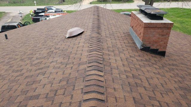 Two Layer Roof Replacement in Roscoe, IL