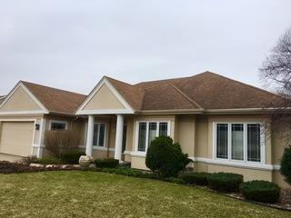 Roof Replacement in Janesville, WI - Before Photo